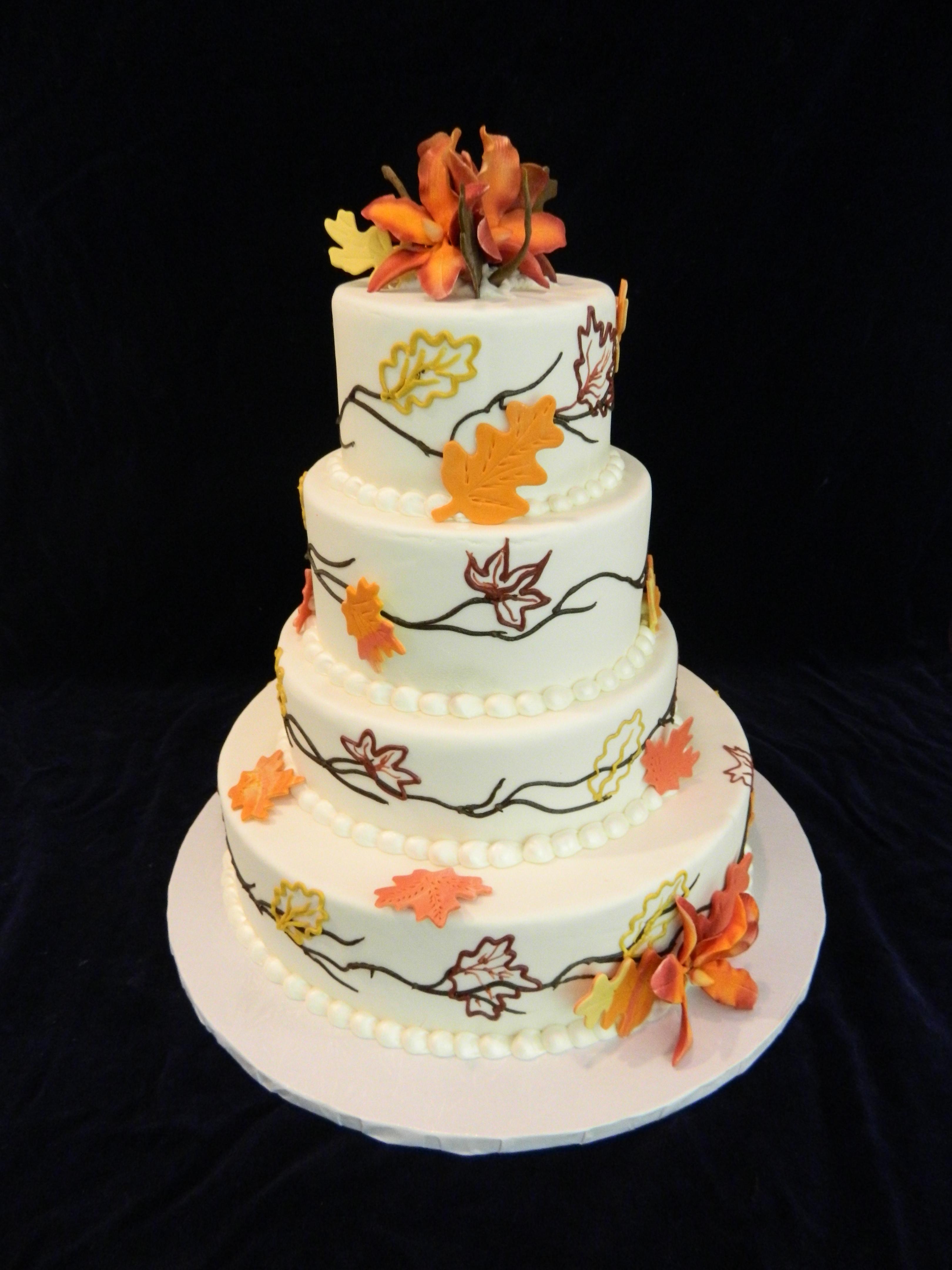 Wedding Cakes – Dinkel's