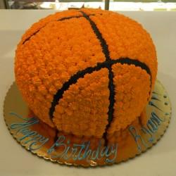 Basketball Cake #12