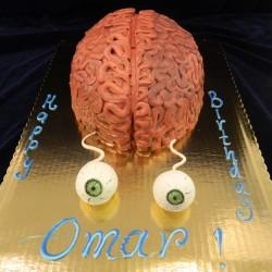 Brain Cake #7