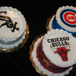 Chicago Sports Cakes #5