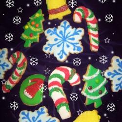 Christmas Cookies #3