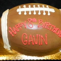 Football Cake #4
