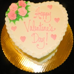 Heart Shaped Cake #7