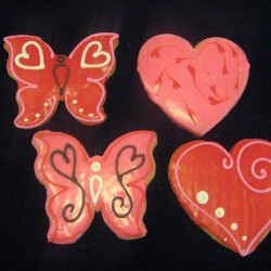 Hearts and Butterflies #6