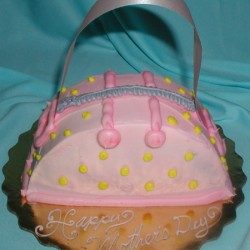 Lovely Purse Cake