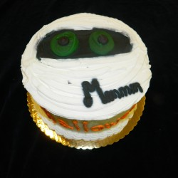 Mummy Face #7