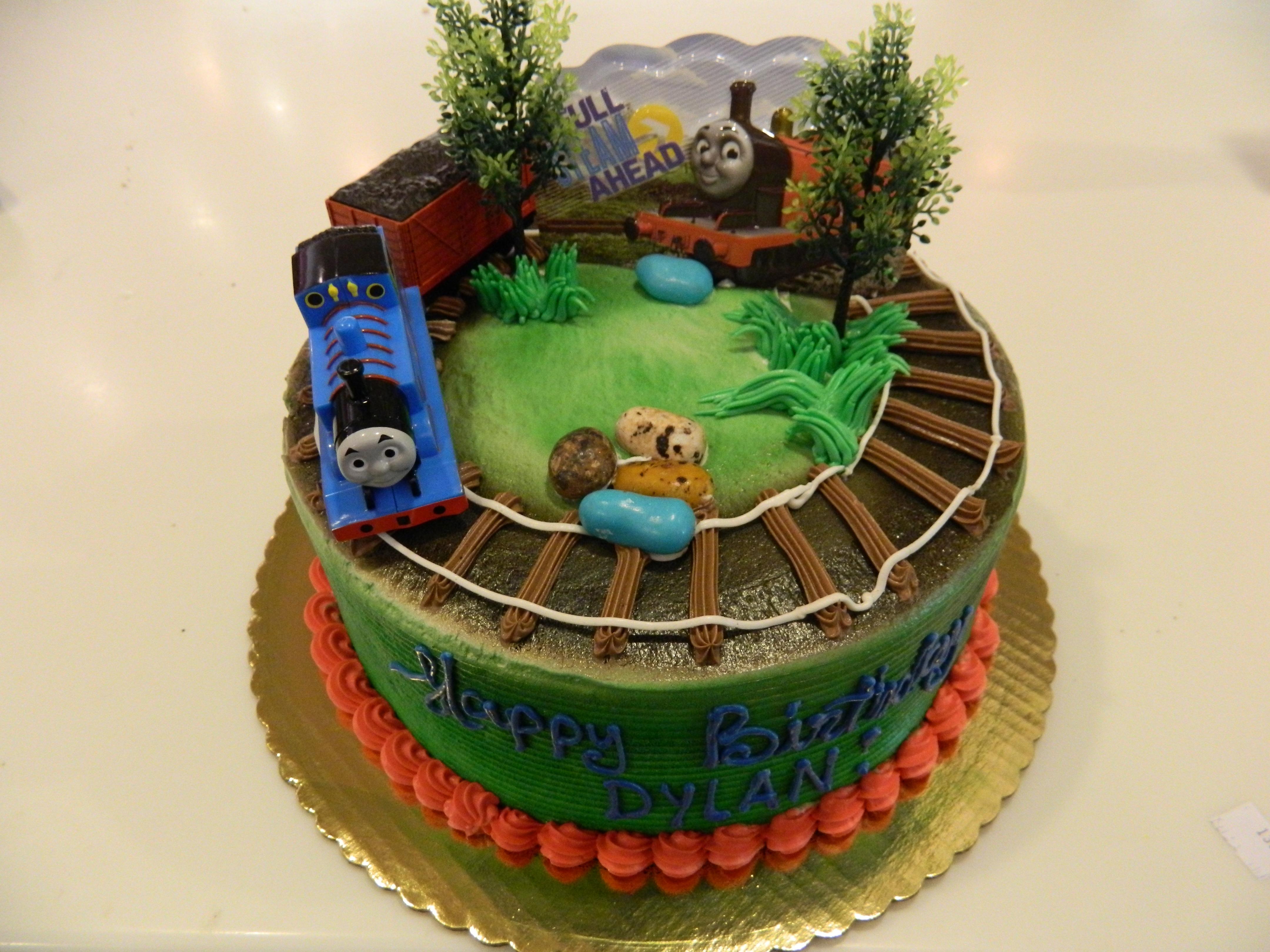 Custom cake designs dinkels birthday kids izmirmasajfo