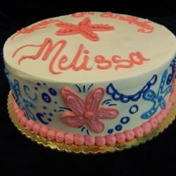 Seascape Cake #4