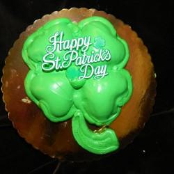 Small Shamrock Cake #3