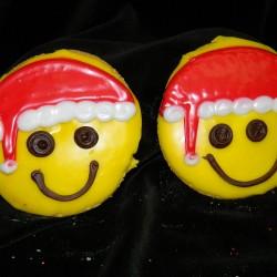 Smiling Santas #8