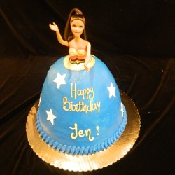 Superhero Cake #3