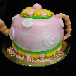 Teapot Cake #1