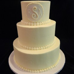 Three Tiered Monogram