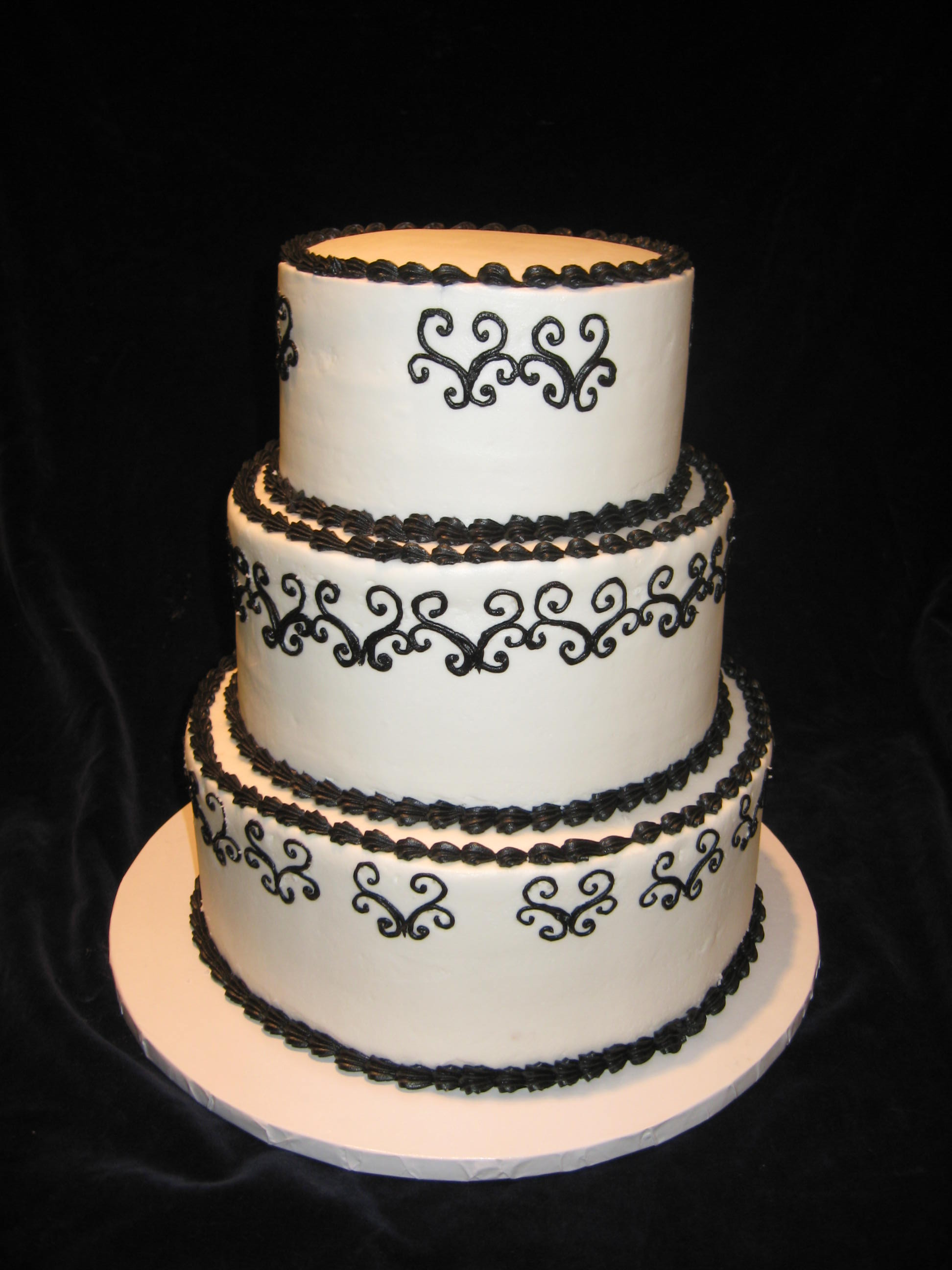 Wedding Cakes – Dinkel's