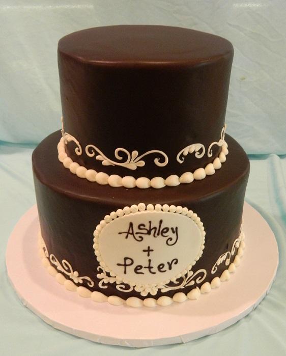 Two tier chocolate cake recipe
