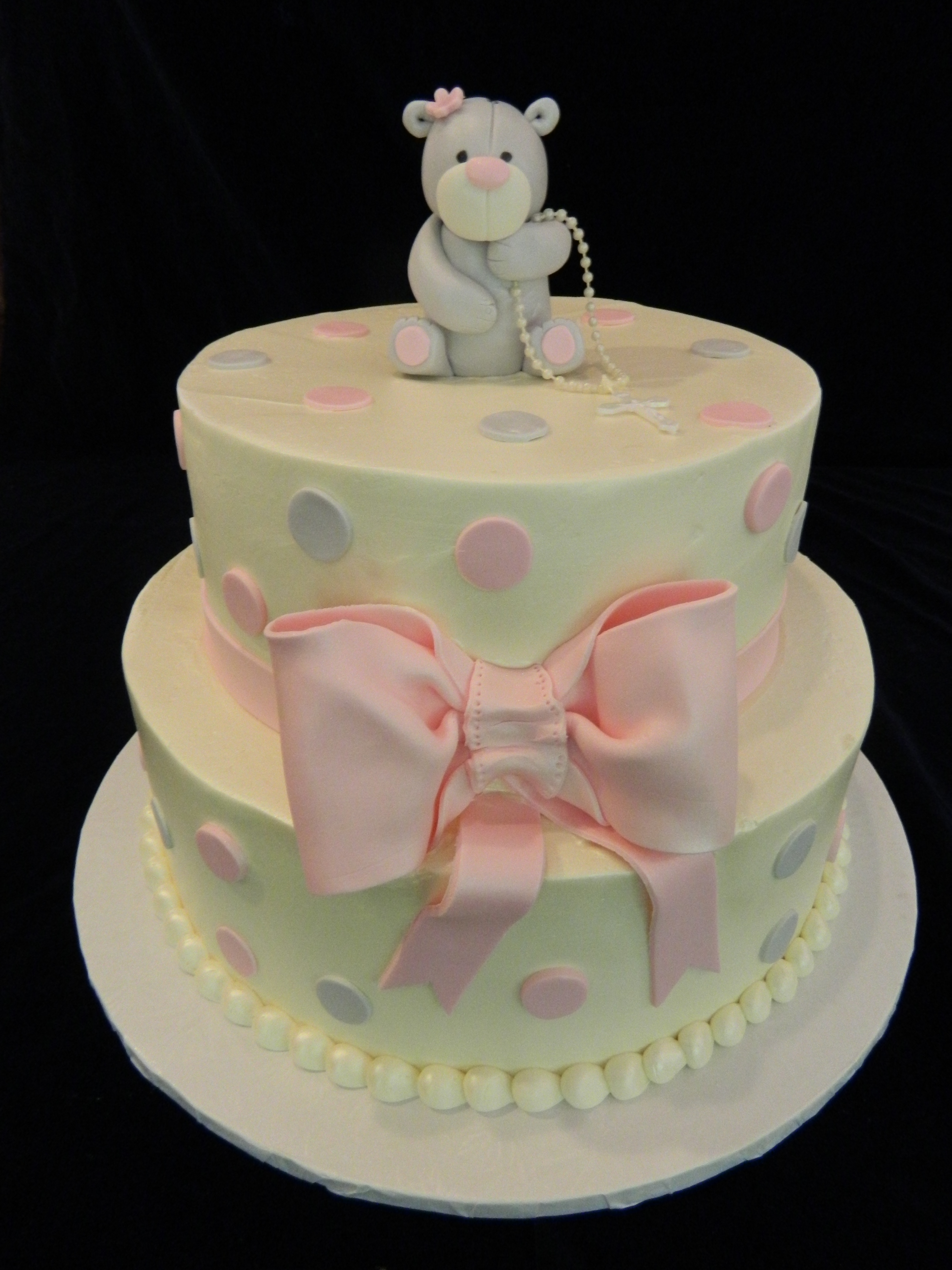 Baby Shower Cakes Order Chicago