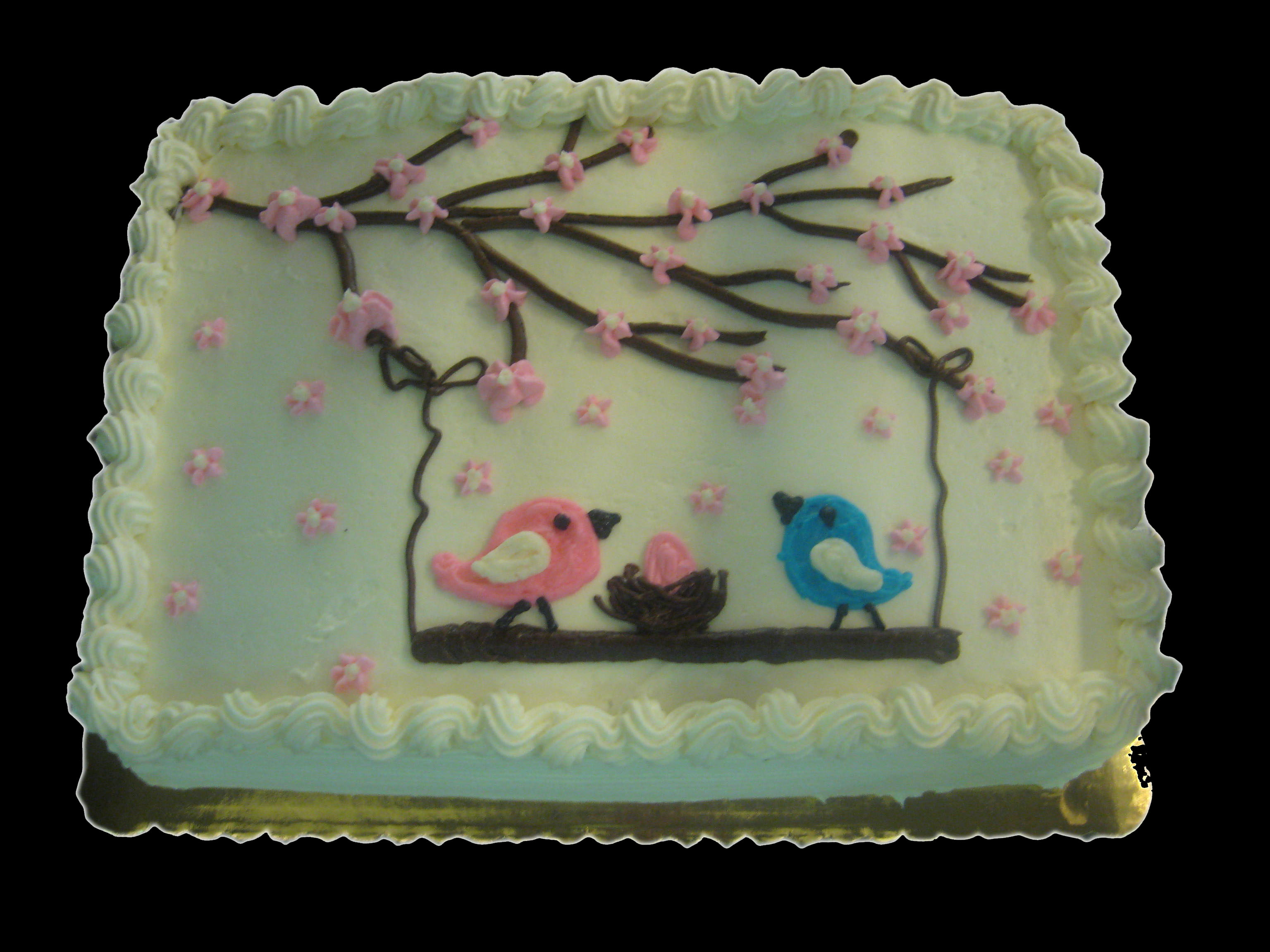 Lincoln Bakery Baby Shower Cakes