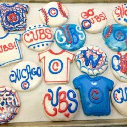 Cubs Cookies #22