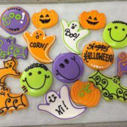 Halloween Cookies #19