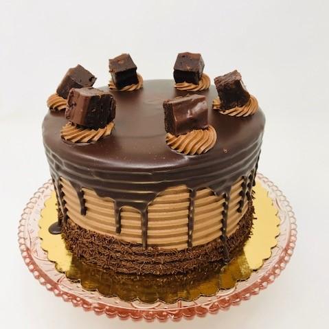 BrownieTorte